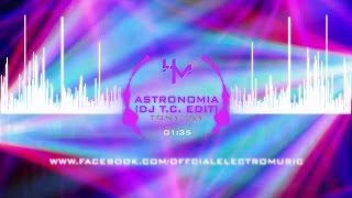 Tony Igy Astronomia Dj T.c. Edit.mp3