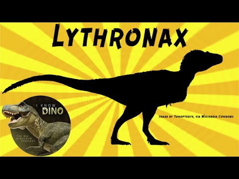 Lythronax: Dinosaur of the Day