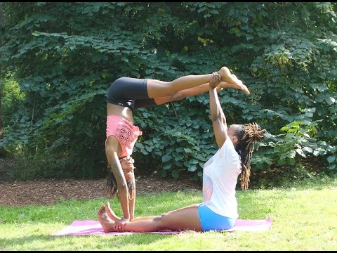 3 Must-Try Beginner AcroYoga Poses