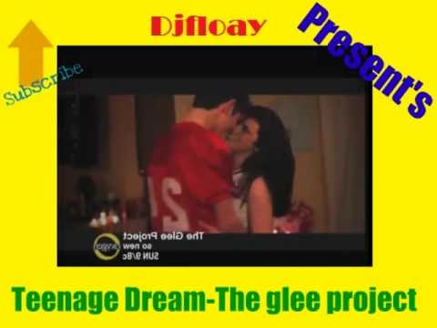 Glee project sexuality teenage dream