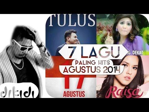7 Lagu Paling Hits Bulan Agustus 2014