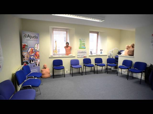 Ajuda Health & Safety First AId Training Provider Cardiff South Wales