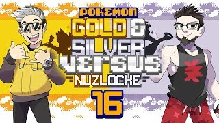 SHARPEN YOUR SHEEP! Pokemon Gold and Silver Randomizer Nuzlocke Versus!