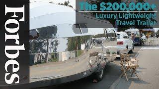 The $200,000+ Luxury Lightweight Travel Trailer