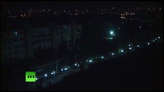 Жители Дамаска вынуждены пользоваться генераторами из-за нехватки электроэнергии