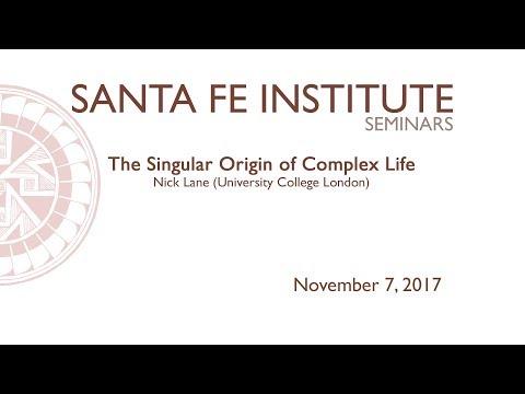 The Singular Origin of Complex Life