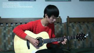 Repeat youtube video Wrecking Ball - Sungha Jung