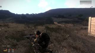 Arma 3 - Armed Assault Showcase (Gameplay)