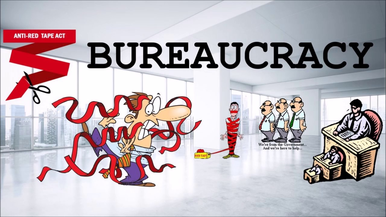 Bureaucracy and Red Tape in the Workplace - YouTube