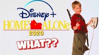 Home Alone (2020) Reboot Sounds STRANGE