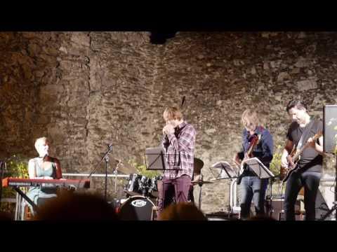 Ida Sand & Scandinavian All Star, Woodstock In Castelvecchio Di Rocca Barbena - Italy 30 July 2016