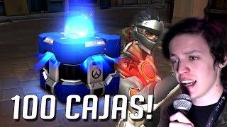 Video de ABRIENDO 100 CAJAS! - Overwatch: UPRISING (Insurrección)
