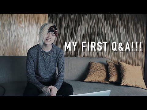 MY FIRST Q&A!!! (Ak Benjamin Vlog)