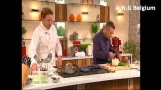 Saturday Kitchen Alain Roux Scallop Mousse James Martin