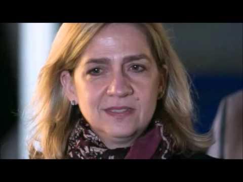 Spain's Princess Cristina loses bid to avoid fraud trial