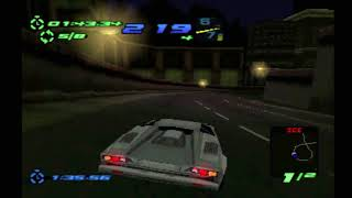 Need For Speed 3 Hot Pursuit | Empire City | Hot Pursuit Race 192