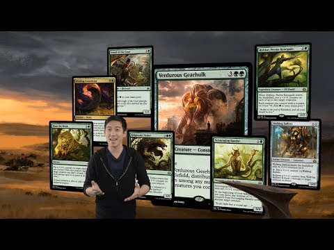 how to build a deck mtg