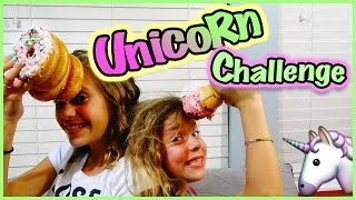 the unicorn challenge smelly belly tv
