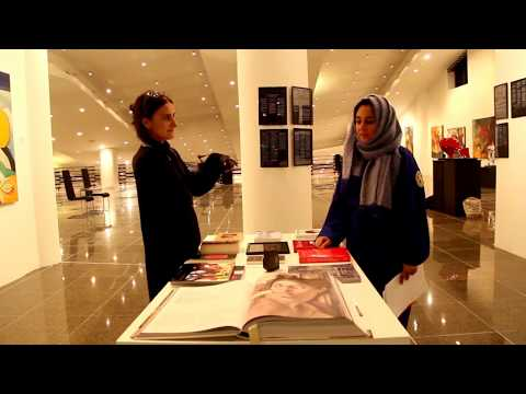 Kitty Rabbas' Journey to Light Through Art in Arabia
