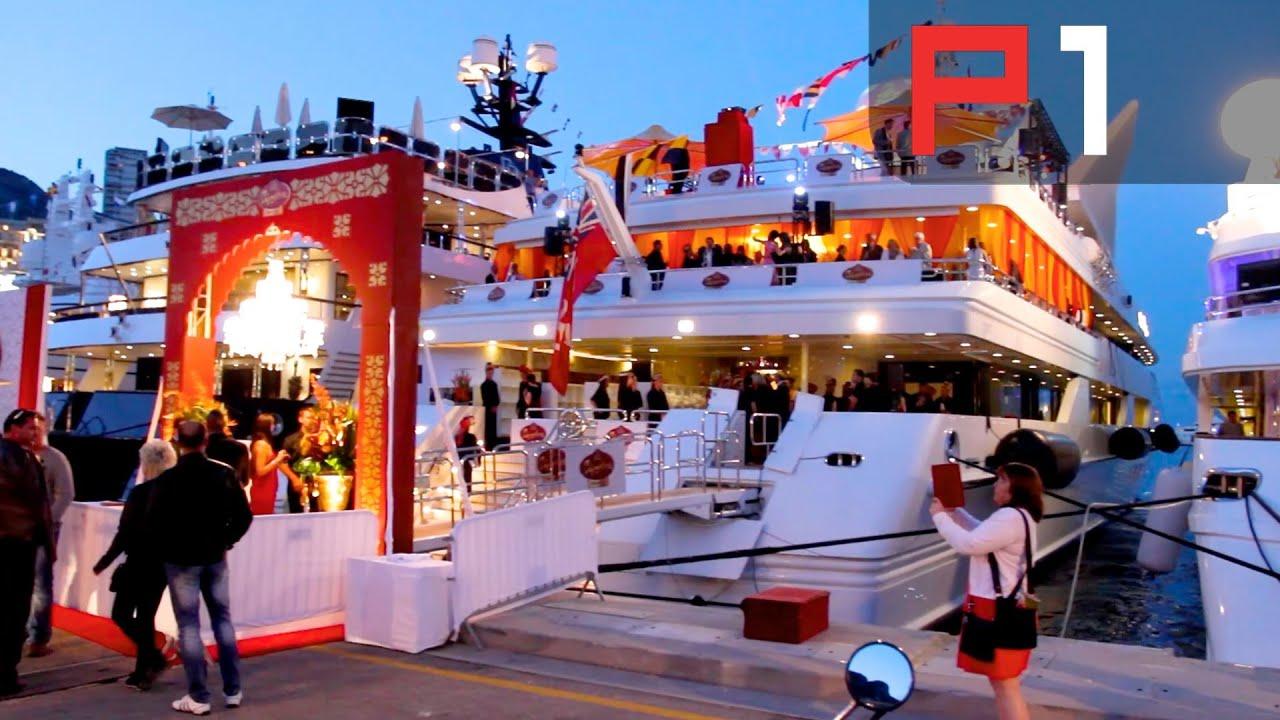 Dubai Beautiful Girl Wallpaper Exclusive F1 Party On Biggest Yacht In Monaco Youtube