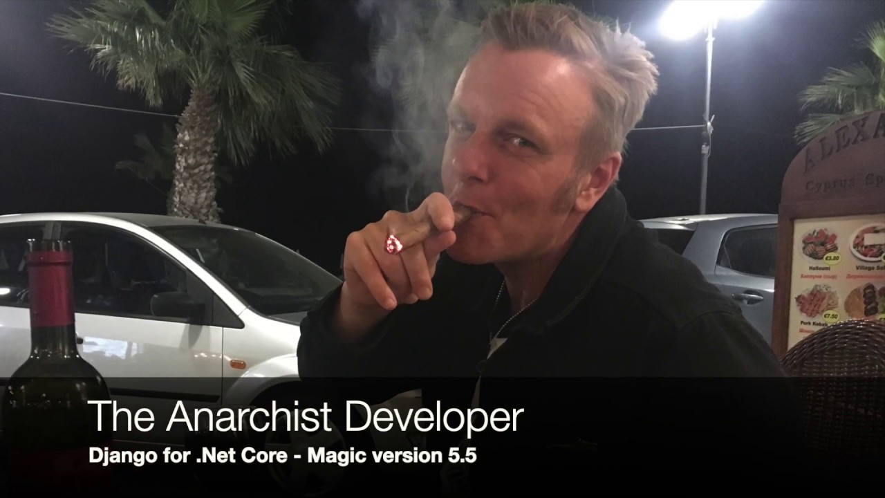 Magic, Django for .Net Core