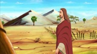 Jesus Cleansing The Leper Animation Video