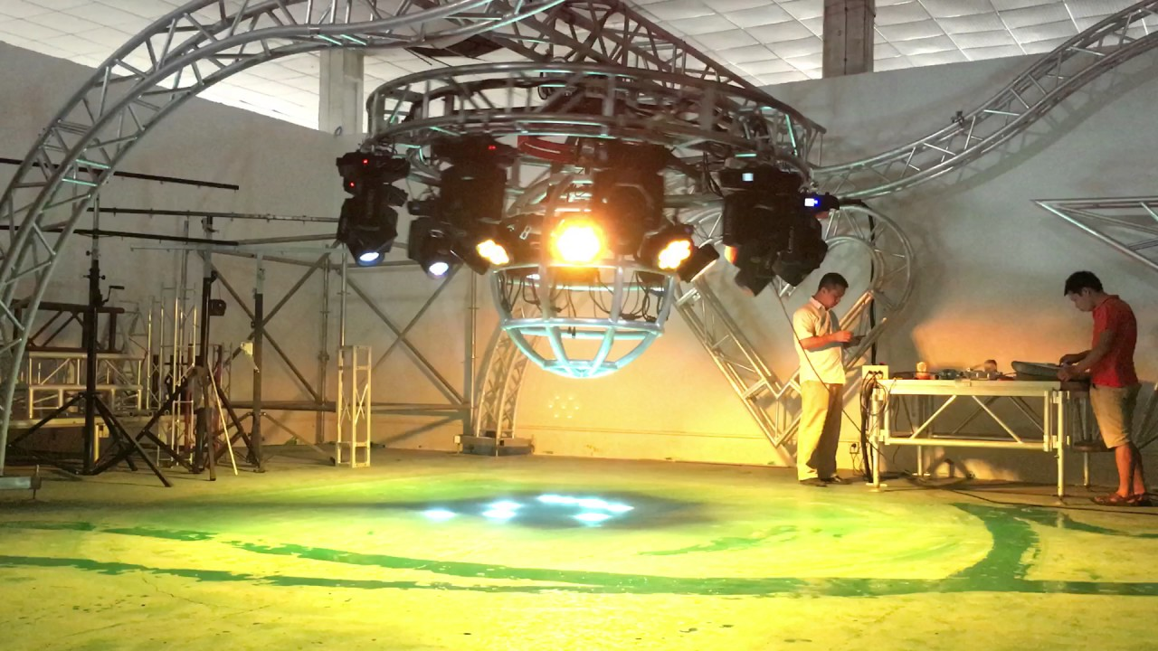 Amazing Circle Aluminum Truss For Lighting You