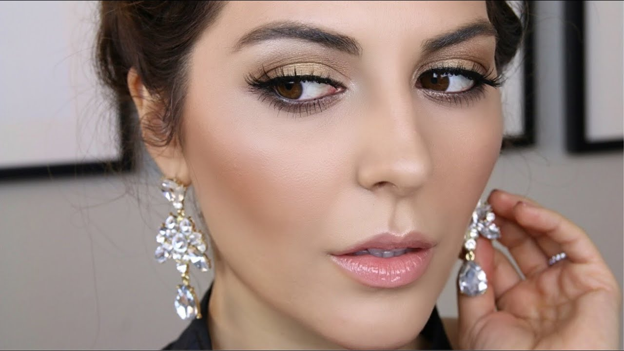 Golden Globes Makeup Tutorial: Ultimate Glow   Sona ...
