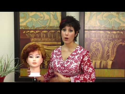 YT - Hair Care : Short Cuts: Funky Hairstyles