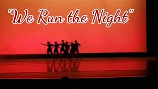 Next Step Dance Performance Company: Latin Routine