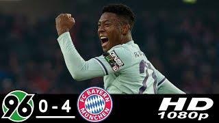 Hannover 96 vs Bayern Munich 0 4 Bundesliga 15 12 2018