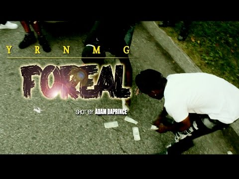 YRNMG - FOREAL (Official Video) Shot by @AdamDaPrince