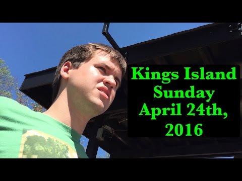 Gorgeous Sunday At Kings Island