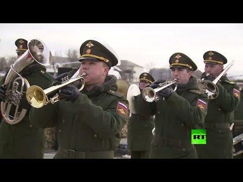 عودة أول كتيبة من الشرطة العسكرية الروسية من سوريا  - نشر قبل 3 ساعة