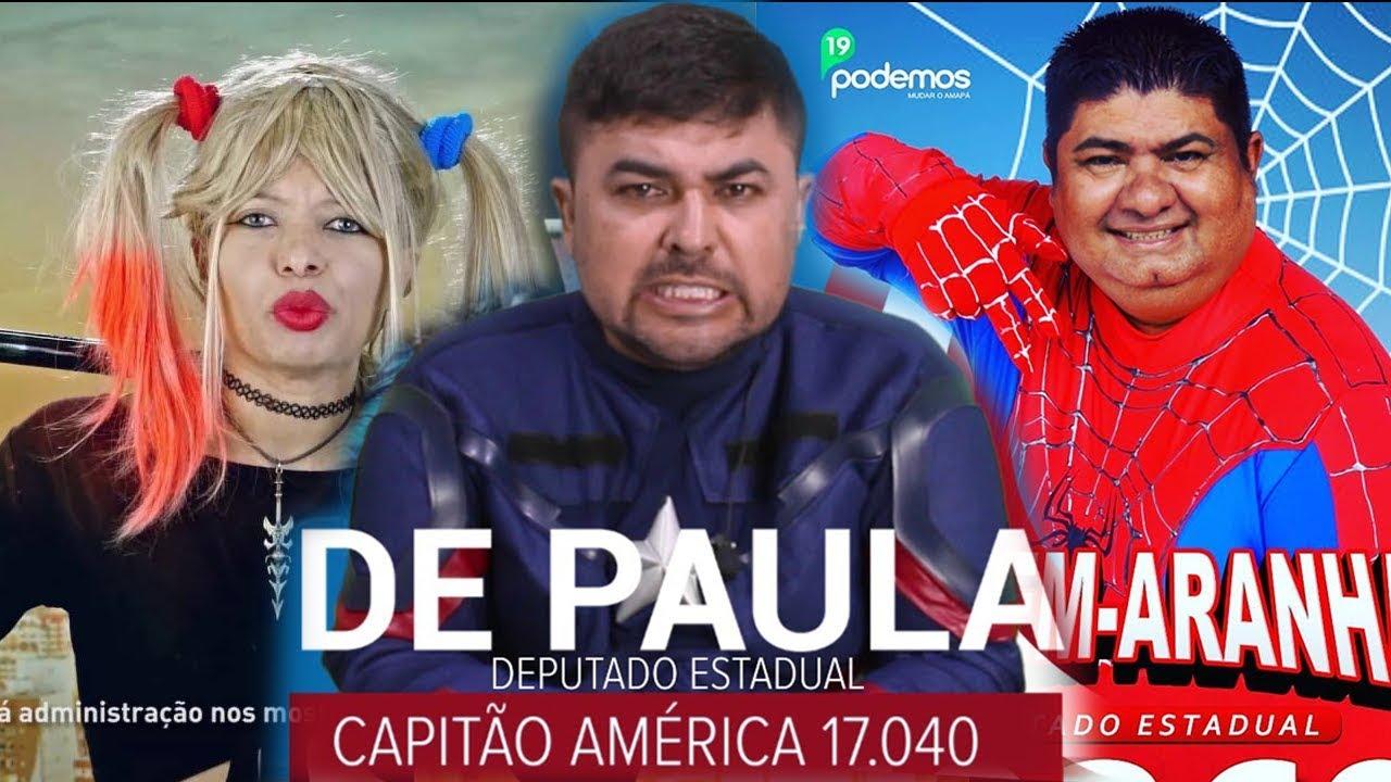 "Candidatos ""Heróis"" | Eleições 2018"