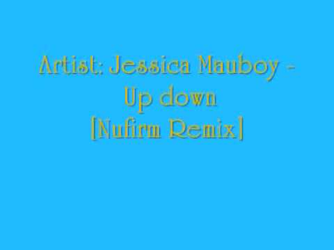 Jessica Mauboy - up down [nufirm remix]