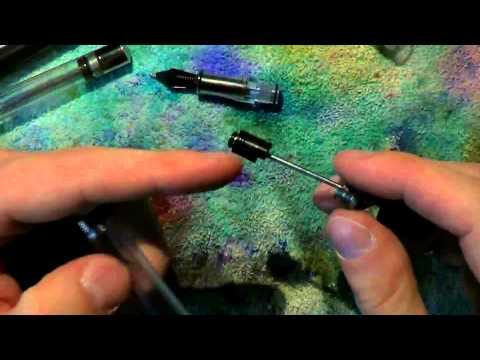 Fountain Pen Shootout #63: Demonstrator Vacuum Filled pens
