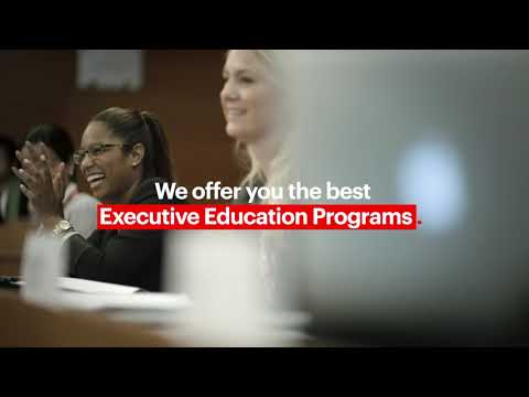 Iese S Executive Education Programs Functional Directors Youtube