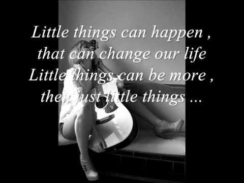 Ruxandra Popescu - Little things