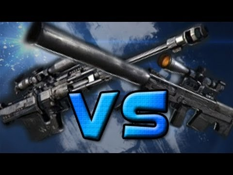 LYNX VS VKS | Escuela de armas | Call of Duty Ghosts