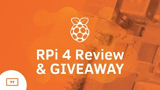 Raspberry Pi 4 Unboxing — First impressions