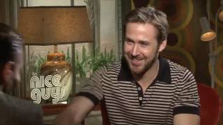 Ryan Gosling proves to be a NICE GUY!