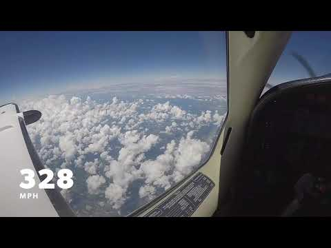 Flying the TBM850