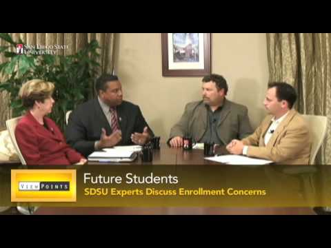 SDSU ViewPoints - Understanding Admissions