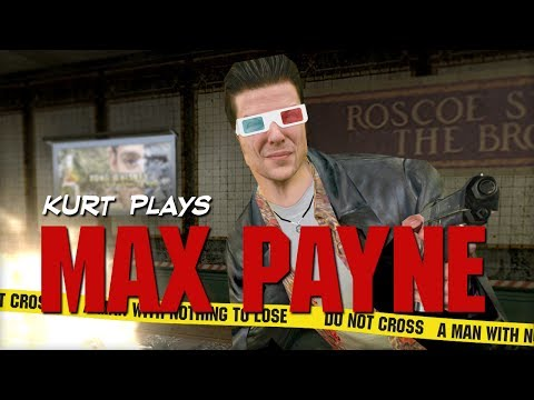 Max Payne (2001) - 04 - Secret Shipping Container Guy (Livestream)