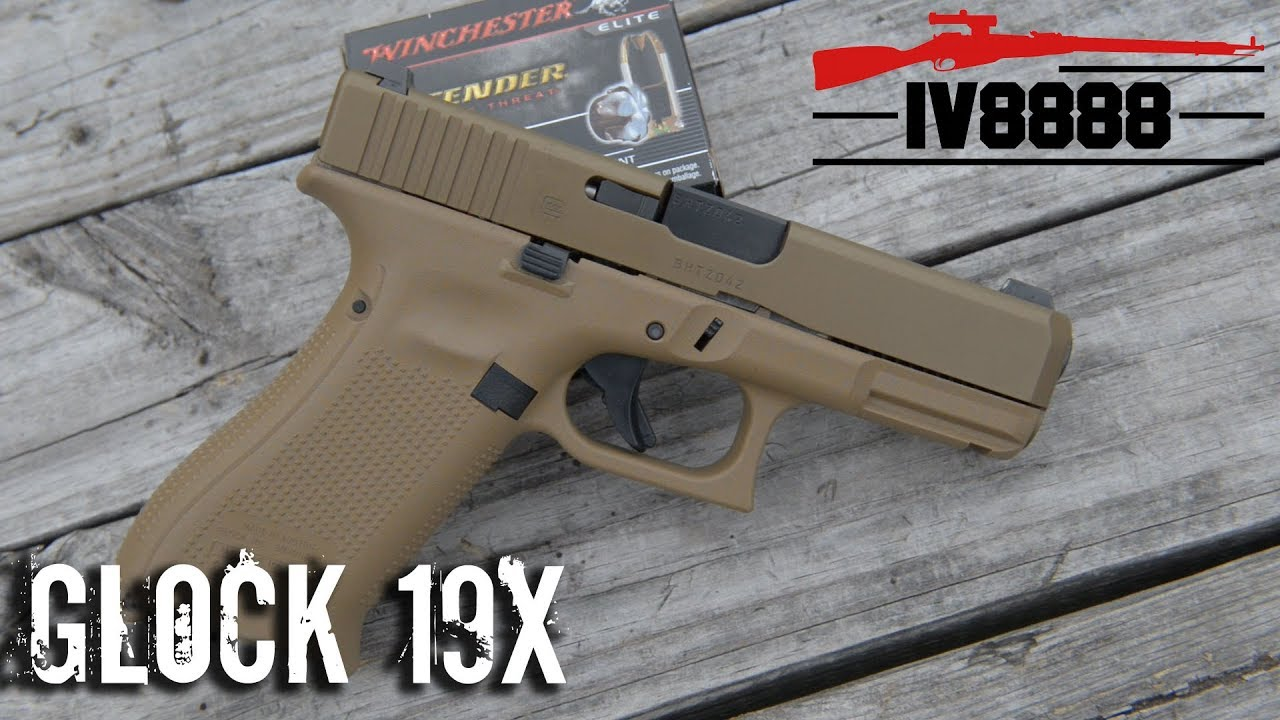 Glock 19X - Clarksville Guns and Archery