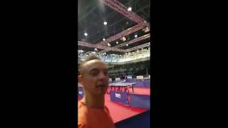 World Ping Pong Championship 2019 / Before The Start