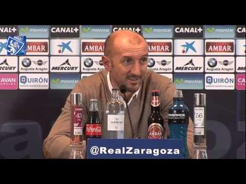 Ranko Popovic en rueda de prensa - 30/11/2014