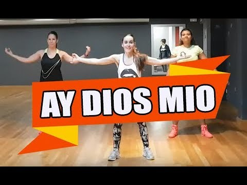AY DIOS MÍO! Sweet California Feat Danny Romero - ZUMBA Con ANA PÉREZ
