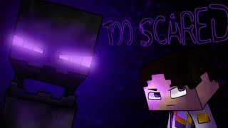"""Too Scared"" - Minecraft Parody of Alex Clare - Too Close"